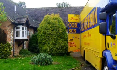 Moving This Christmas? W.H. Cox & Son Are Here To Help
